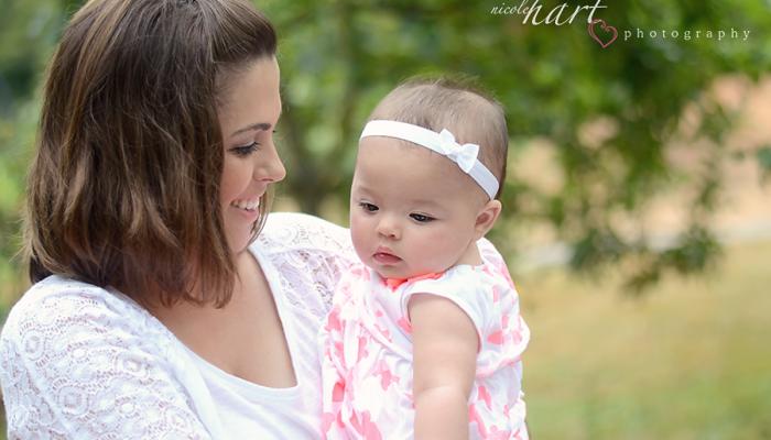 Sadie: 6 months