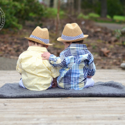 George & Jack: 9 Months