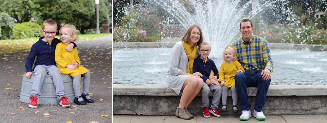 Yellow Dress Family