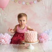 Cake Smash | Olivia