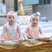 Baby's 1st Year | Avery & Raegan: 1year