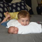 Newborn | Tyler at Home