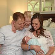 Newborn | Charlotte at Home