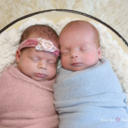 Newborn | Madeline & James