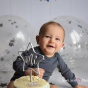 Cake Smash | Henry